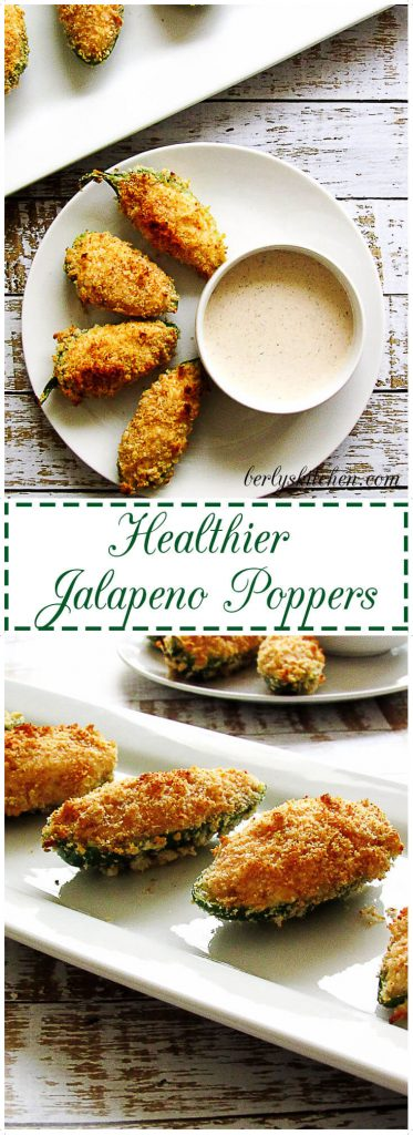 Platter of baked jalapeno poppers.