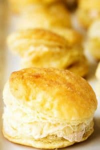 Pumpkin Spice Filled Cream Puff photo used for Pinterest.