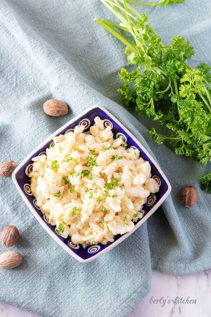 Spaetzle 5 5 ingredient spaetzle recipe