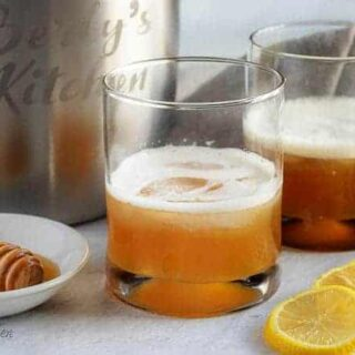 Gold rush cocktail 3 pantry recipes with substitutions