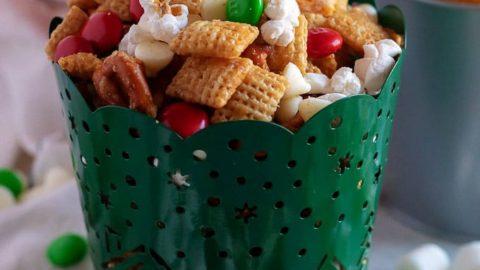 Christmas chex mix 5 recipes