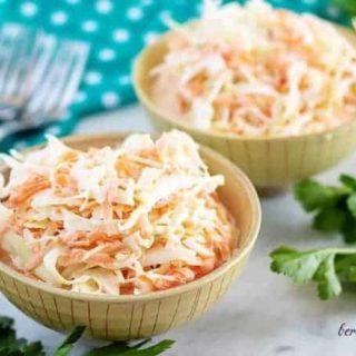 Creamy coleslaw 1 memorial day recipes