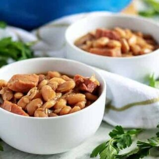 Ham and beans 4 pantry recipes with substitutions