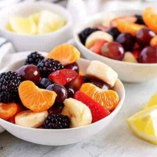 Homeamde fruit salad recipe 1 pantry recipes with substitutions