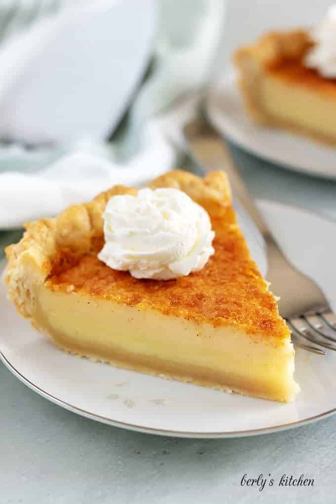 Easy Buttermilk Pie Recipe Berly S Kitchen