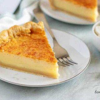 Buttermilk pie 7 silky smooth key lime pie