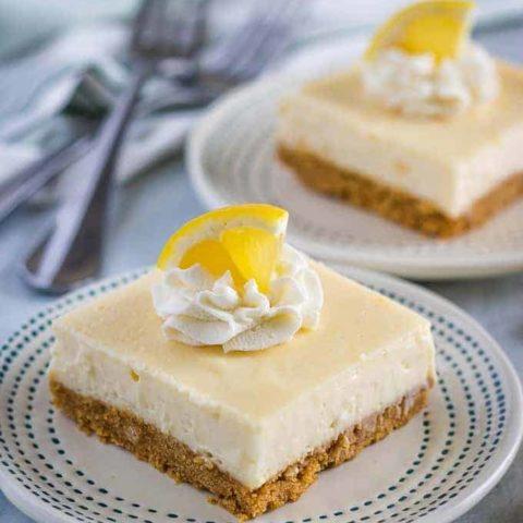 Lemon cheesecake bars 4 11 recipes for lemon lovers