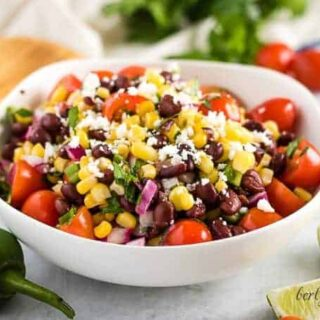 Corn and black bean salsa 6 pantry recipes with substitutions