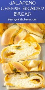 Braided Bread photo used for Pinterest.
