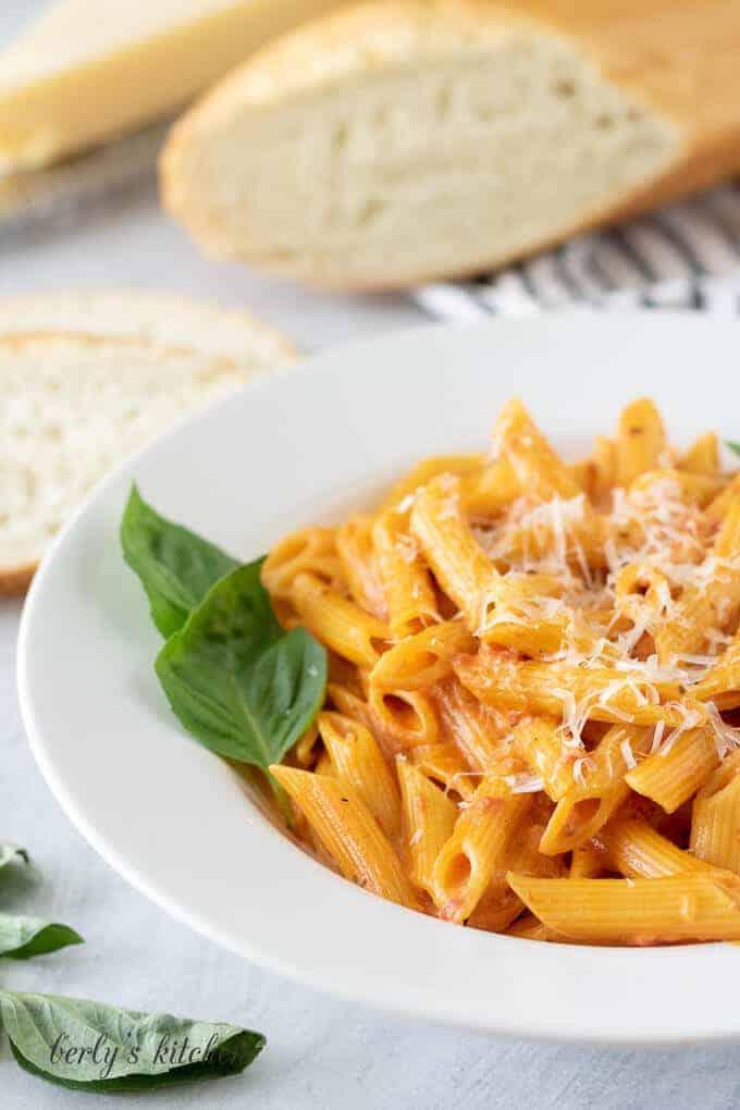 Creamy tomato pasta 9 quick instant pot creamy tomato pasta