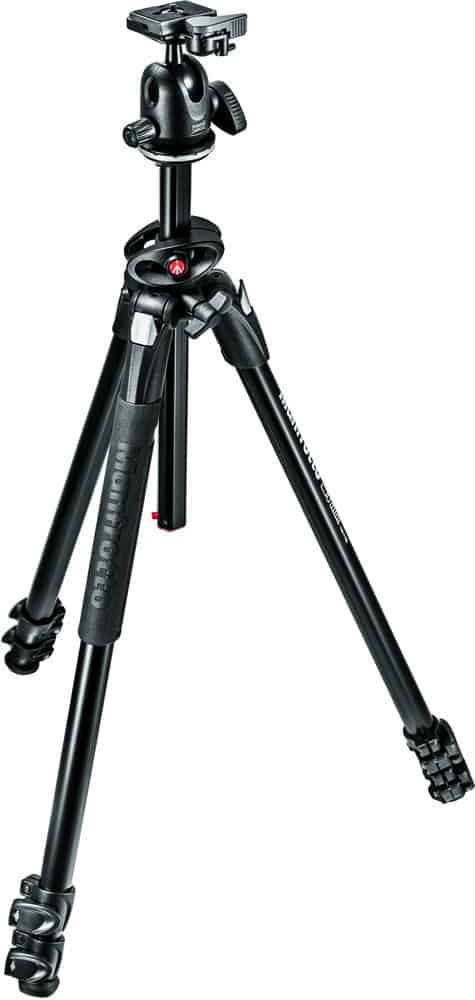 Manfrotto 290 Dual Tripod with ball head