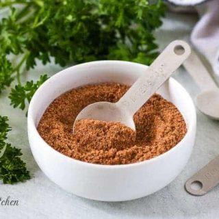 Homemade fajita seasoning 7 pantry recipes with substitutions