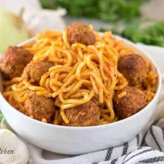 Instant pot spaghetti and meatballs 8 pantry recipes with substitutions
