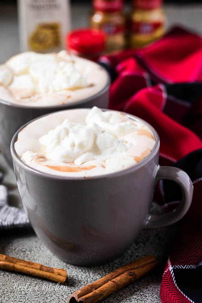 Instant pot gingerbread hot chocolate 9 instant pot gingerbread hot chocolate