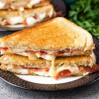Bacon grilled cheese 8 pantry recipes with substitutions