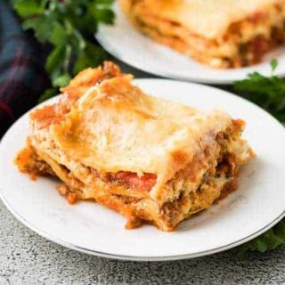 Lasagna 15 pantry recipes with substitutions