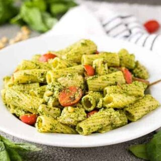 Chicken pesto pasta 6 pantry recipes with substitutions
