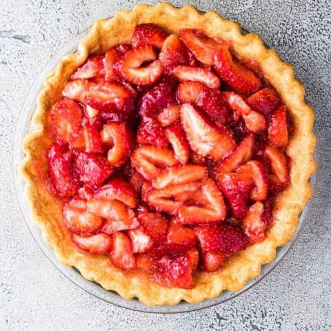 Strawberry pie 3 10 sensational summer strawberry recipes