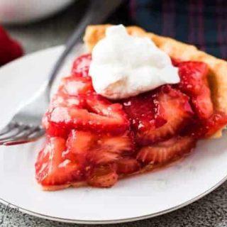 Strawberry pie 5 memorial day recipes