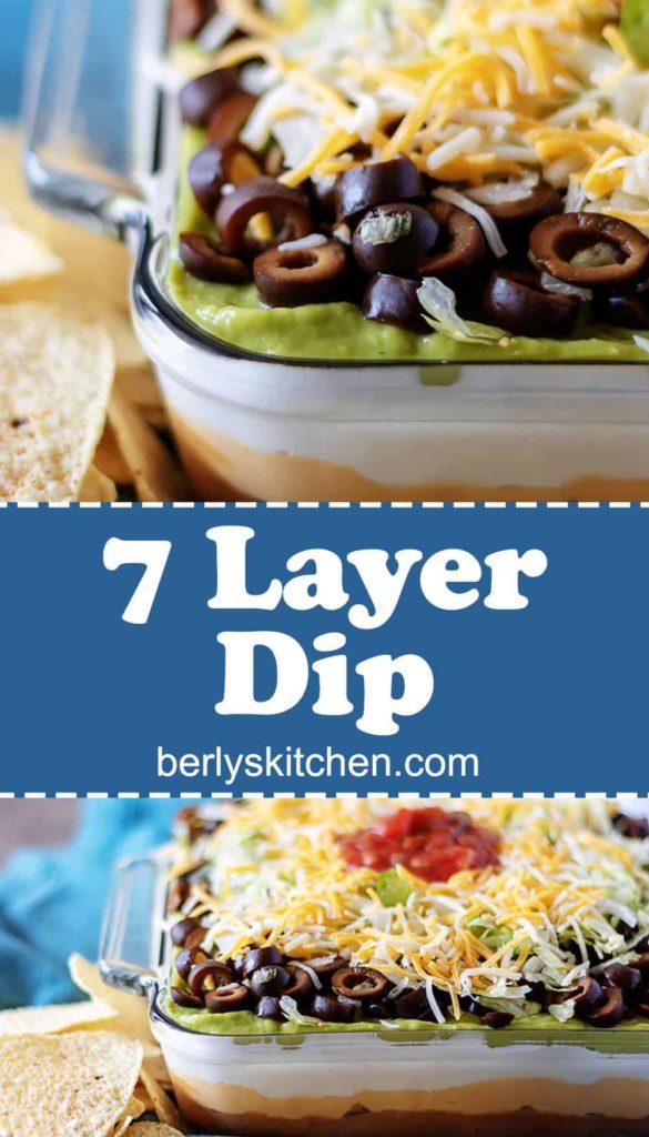 7 layer dip pin 7 layer dip