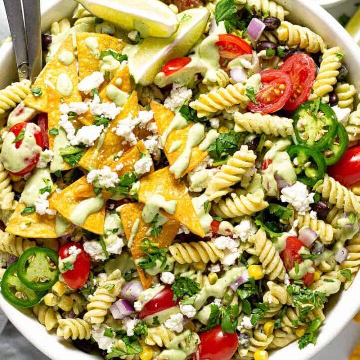 Final southwest pasta salad 1 12 memorial day recipes