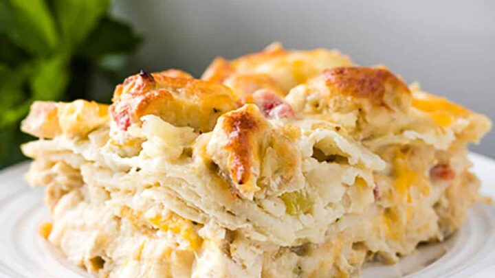 King ranch chicken featured image recipes