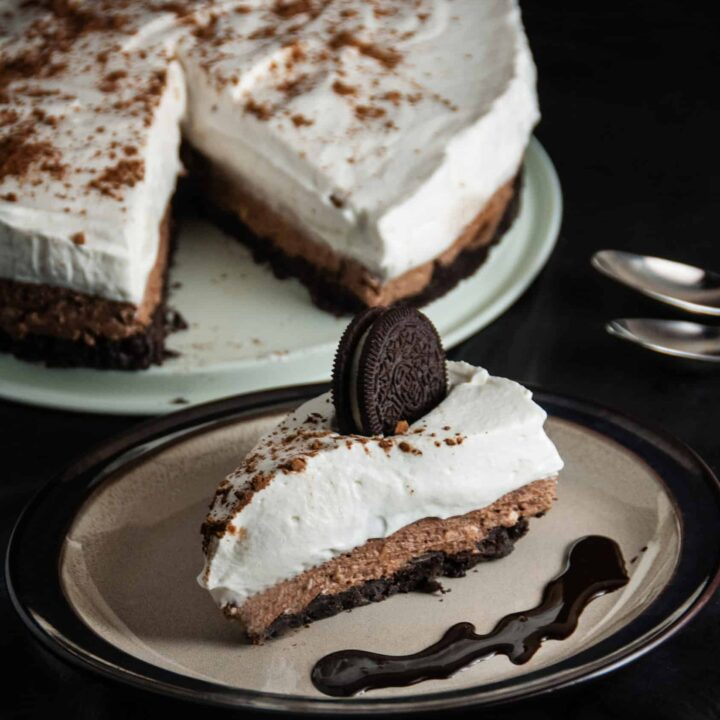 No bake chocolate cheesecake 10 scaled memorial day recipes