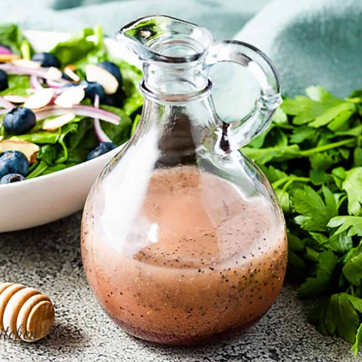 Poppy seed dressing featured image pantry recipes with substitutions