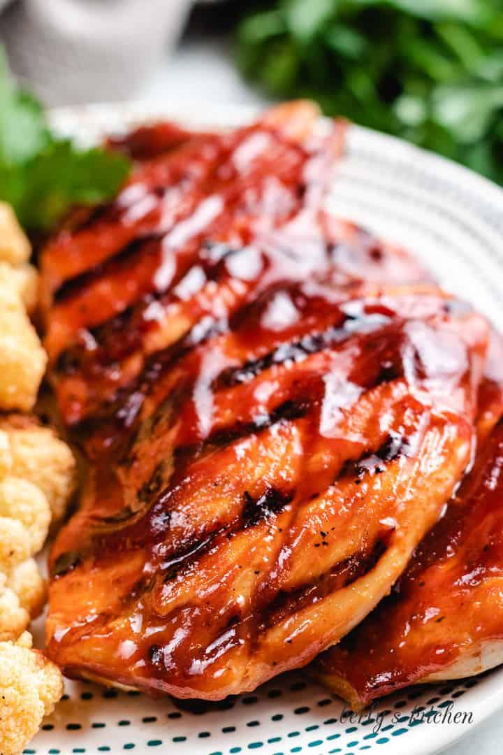 Grilled bbq chicken breast 7 grilled bbq chicken breast