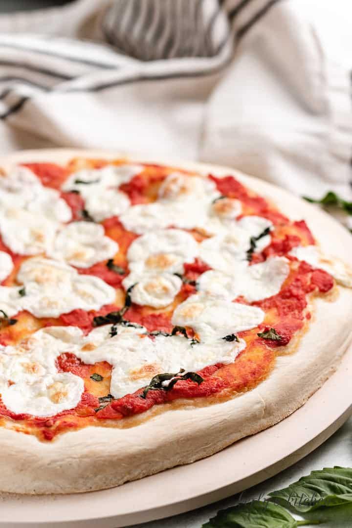 Margherita pizza 5 easy margherita pizza recipe