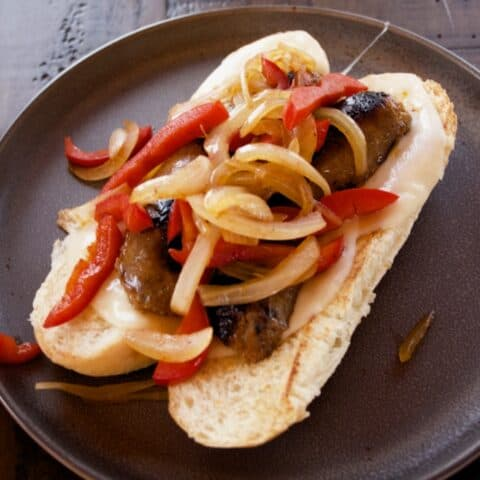 Grilled italian sausage sandwich side view pinterest memorial day recipes