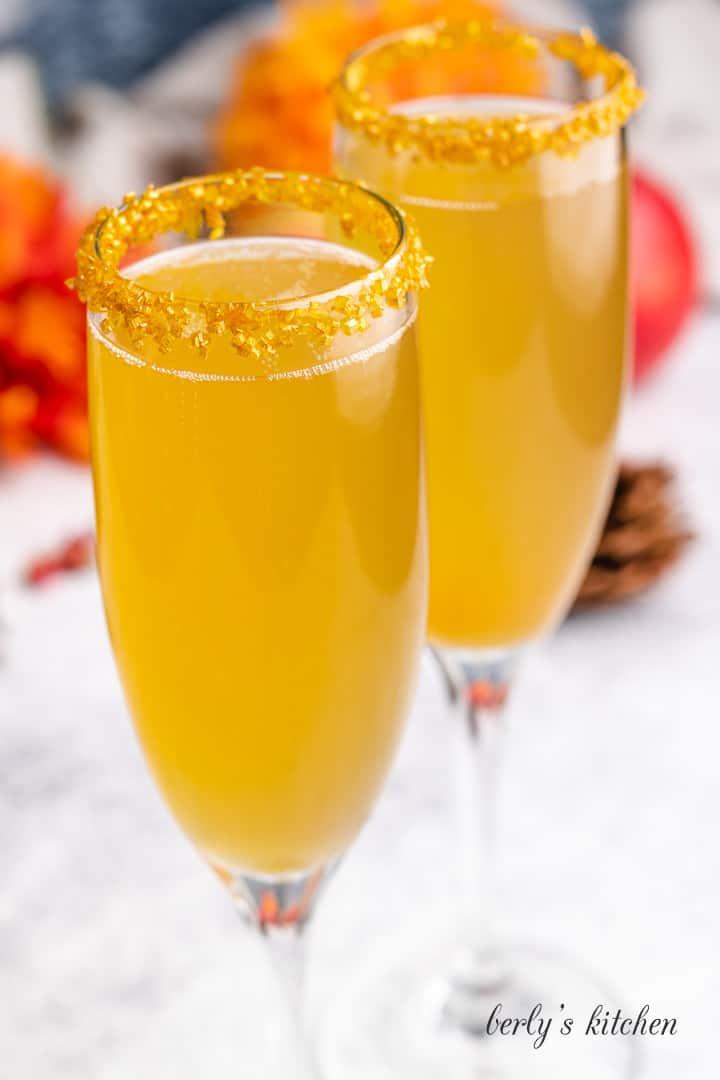 Apple cider mimosas 9 easiest apple cider mimosas (with caramel vodka)