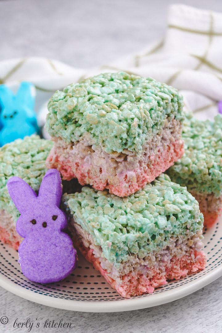 Easter rice krispie treats 12 easter rice krispie treats
