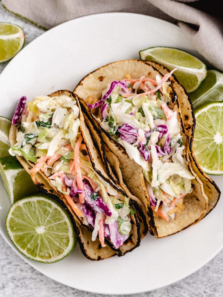 Mahi mahi tacos web story cover mahi mahi tacos with slaw