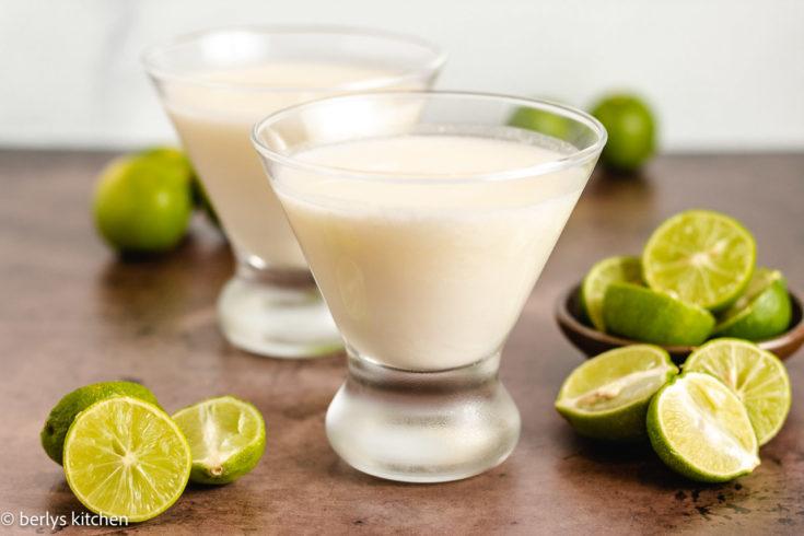 Key lime martini social media key lime martini