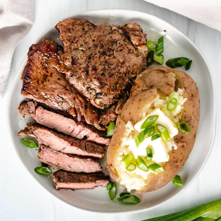 Sirloin steak featured image sirloin steak