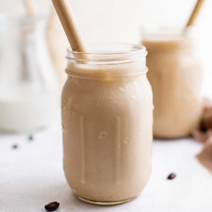 Iced brown sugar oatmilk shaken espresso featured image iced brown sugar oat milk shaken espresso